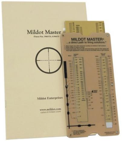 Mildot tool