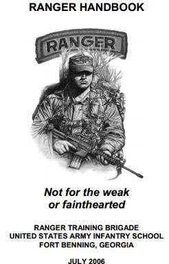 Ranger Survival Handbook