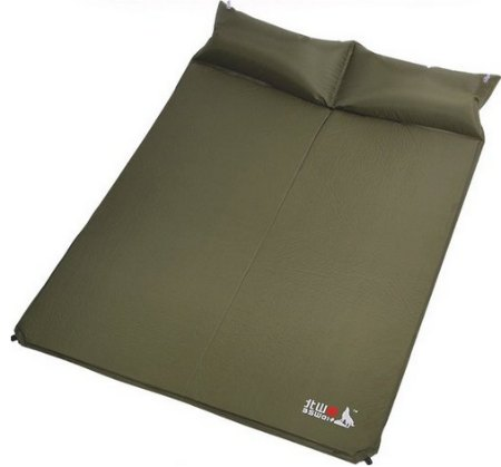 two person inflatable sleeping pad