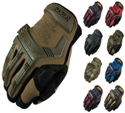 mechanix shooter tactical glove
