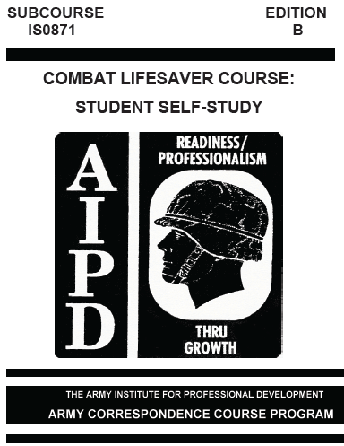 Combat Lifesaver Course
