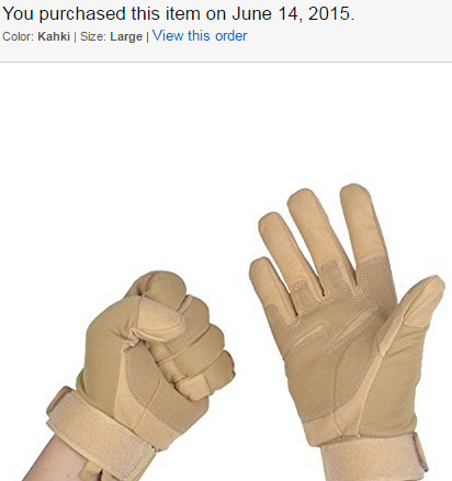 coyote glove review